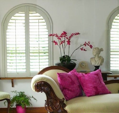 Locks Heath Plantation Shutters