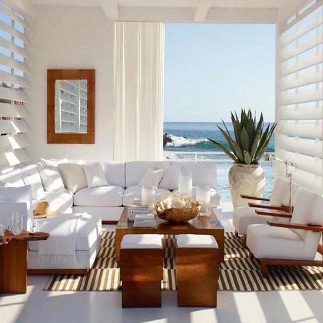 Ralph Lauren Interiors shutters
