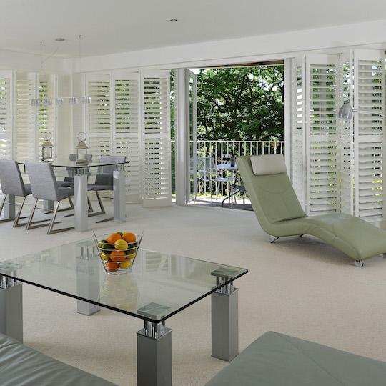 Oxfordshire plantation shutters
