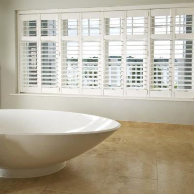 Luxury shutters