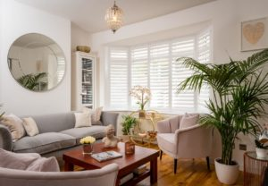 Living Room Gallery Shutters