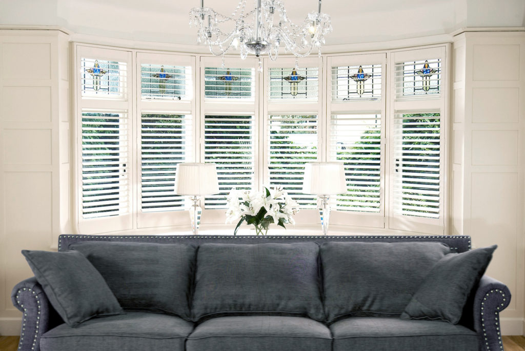 Bay Window Shutters From Your Local Shutter Experts Just
