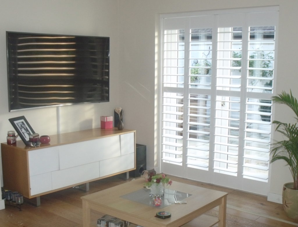 Door Shutters From Your Local Shutter Specialists Just Shutters