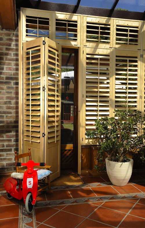 Door Shutters From Your Local Shutter Specialists Just