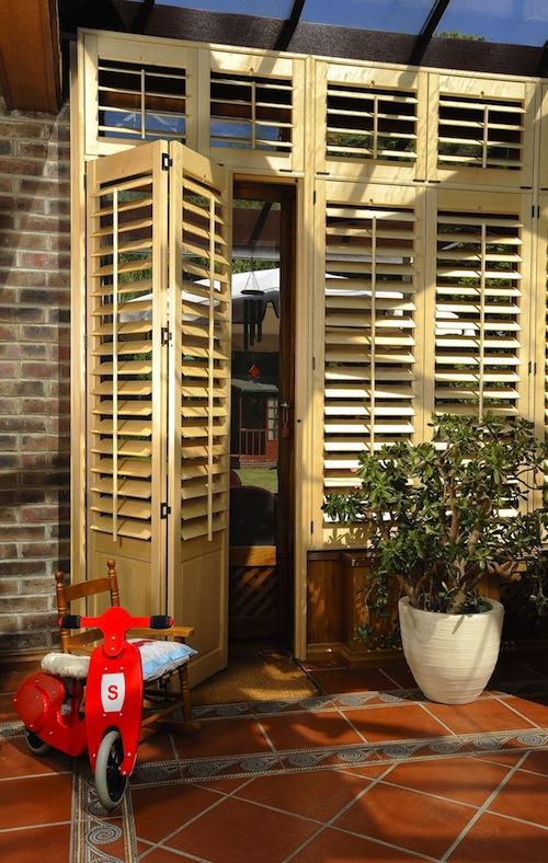 Door shutters & Door Shutters from your Local Shutter Specialists Just Shutters ...