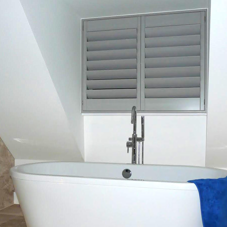coloured shutters from your local shutter experts just. Black Bedroom Furniture Sets. Home Design Ideas