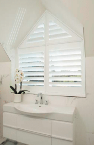 Shaped Shutters By Your Local Shutter Specialists Just
