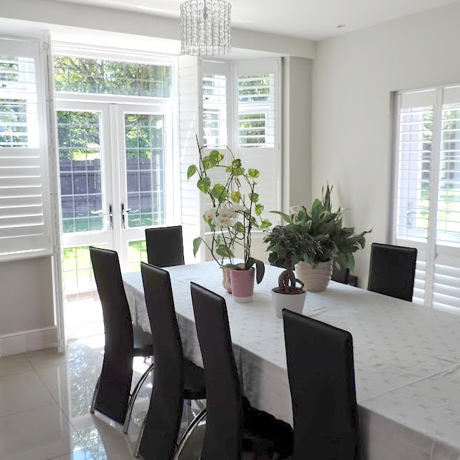 Kitchen Shutters From Your Local Shutter Experts Just