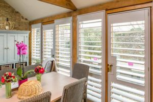 Plantation shutters in Royston