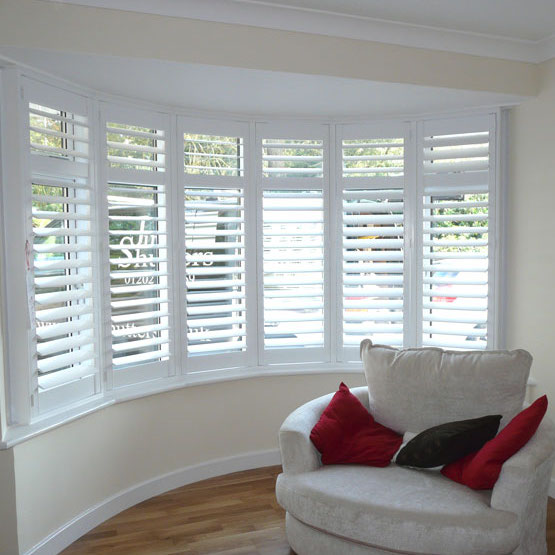 Exterior: Plantation Shutters Knutsford And Northwich From Just Shutters