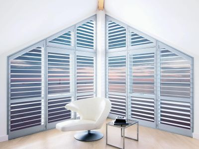 Shutters in Chester