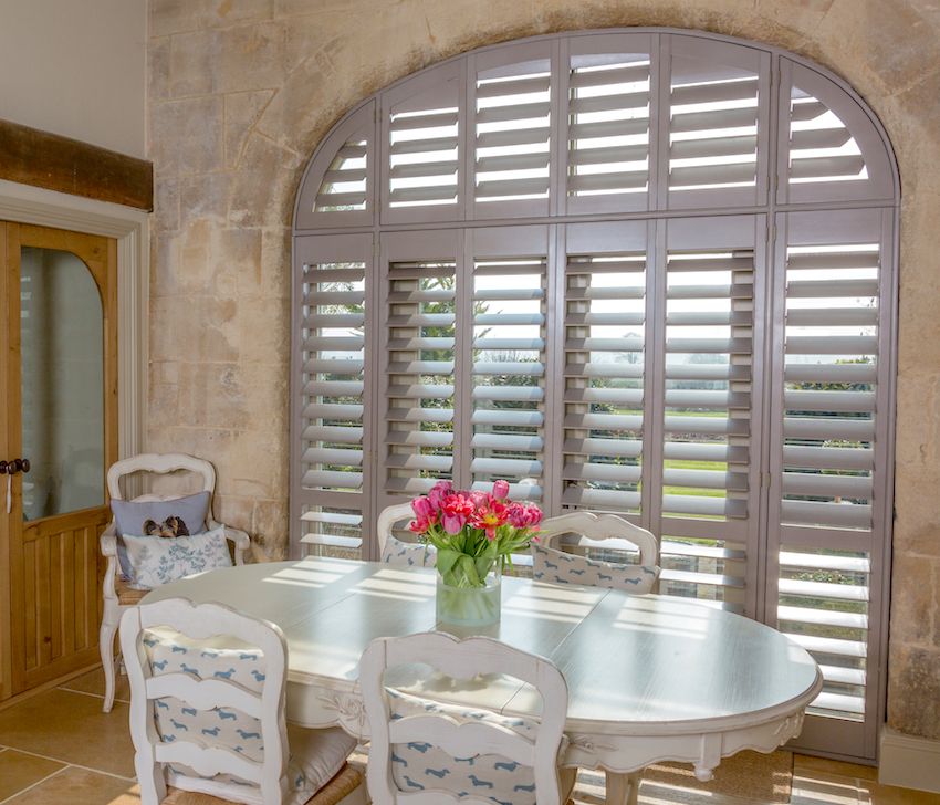 Trowbridge Plantation Shutters