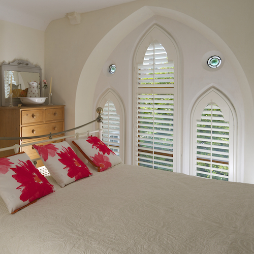image of window shutters in Bristol