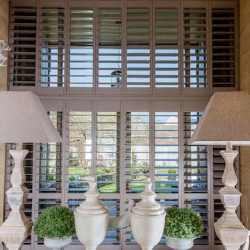Window shutters Basingstoke