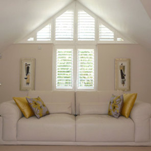 Andover plantation shutters