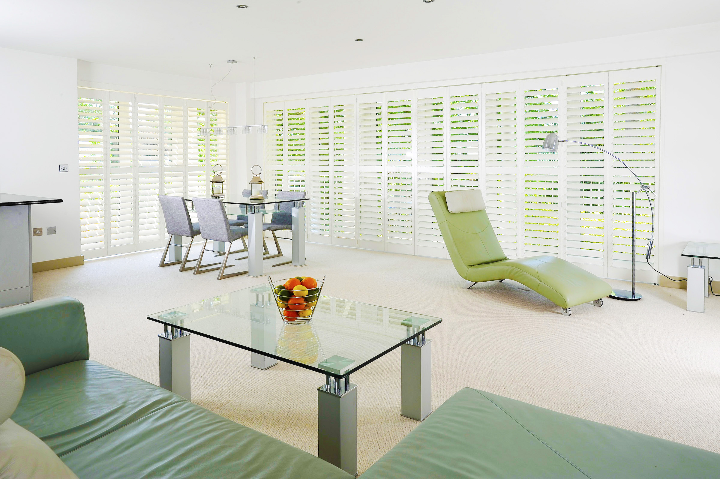 Exterior: Plantation Shutters By Just Shutters