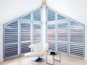 Blue shutters galleries
