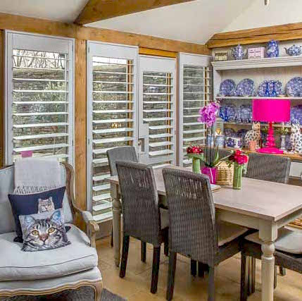 Plantation shutters Cheshire West experts
