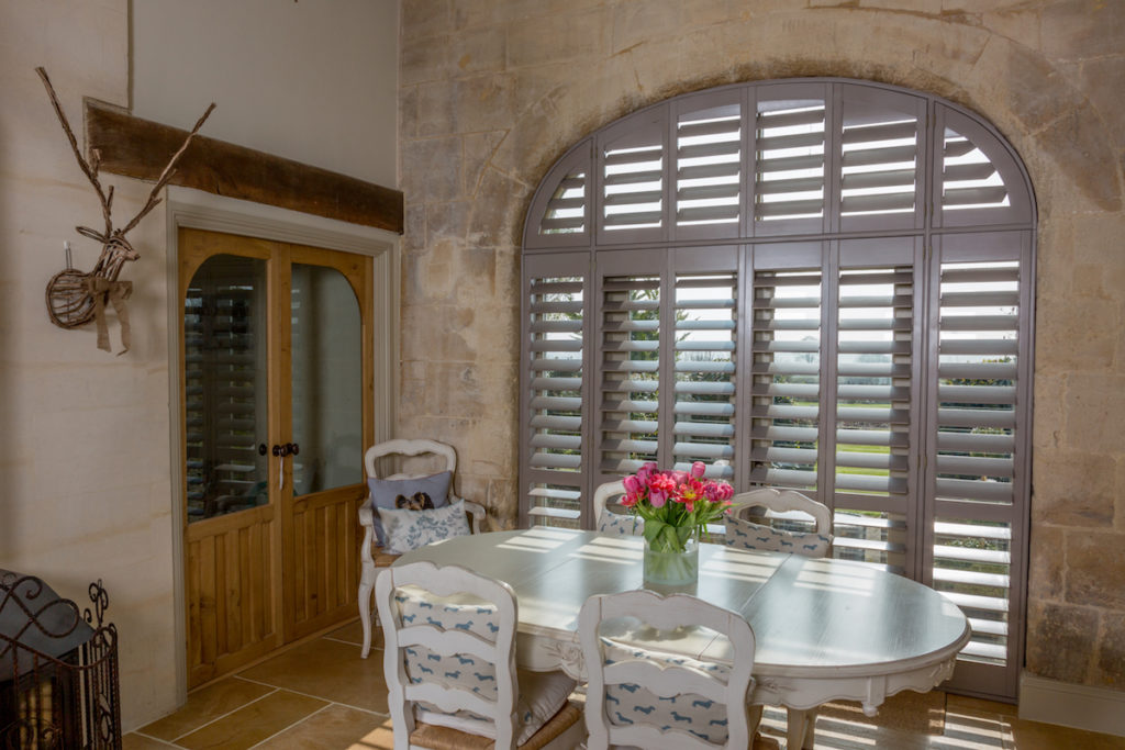 Ruthin Plantation Shutters