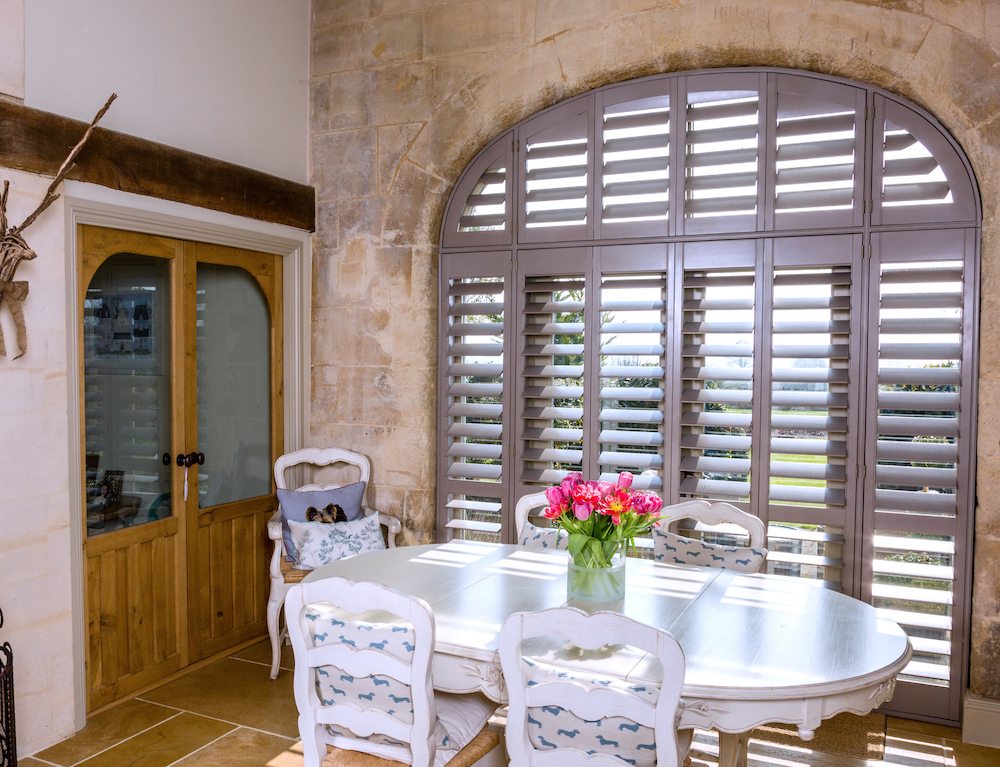Stroud plantation shutters