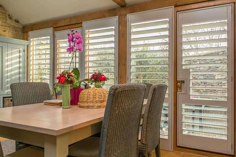 Window shutters Summertown and Jericho