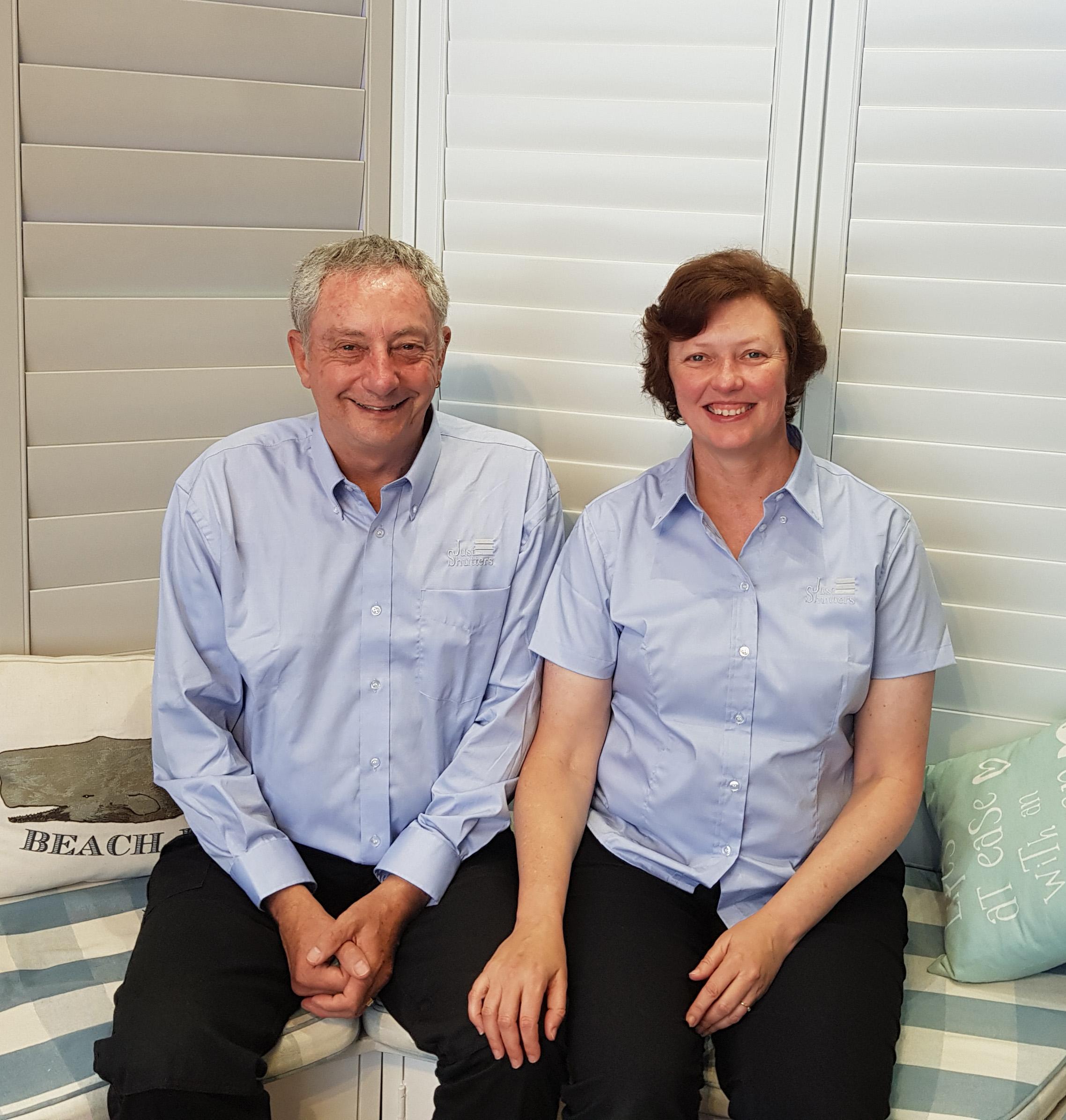 Emile & Penny Van Heerden - Thames Valley MD-image